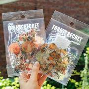 塩系文具 PETシール貼紙 封口貼 手帳素材 アンティーク 花の子果物 瓶 植物花葉 30枚入