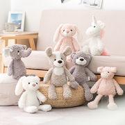 新作★可愛い大人気 韓国風 クマさん 犬ぬいぐるみ おもちゃ