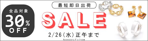 【最短即日発送】★☆★全品30%OFFセール開催中★☆★Accessoryドットcom
