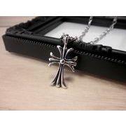 定番メンズネックレス・クロス・十字架