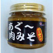 【AS】沖縄あぐー肉みそラー油入り 140g