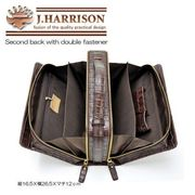 【新品取寄せ品】JOHN HARRISON(ジョンハリソン ) セカンドバッグ JWT-007BR