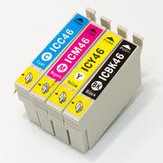 エプソン[EPSON]互換インクカートリッジ IC46系(IC4CL46) 4色
