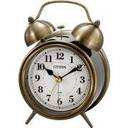 【新品取寄せ品】シチズン目覚まし時計「ツインベルRA06」8RAA06-063