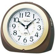 【新品取寄せ品】セイコークロック 目覚まし時計 KR331B