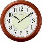 【新品取寄せ品】シチズン掛時計「ナチュライトM798」8MG798-006