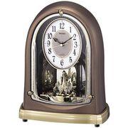 【新品取寄せ品】セイコークロック 電波置時計 BY230H