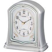 【新品取寄せ品】シチズン電波置時計「パルドリームR694」4RY694-019