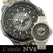 L'etoile メンズ 腕時計 NV6