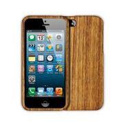 individual iPhoneケース ウッドケース Zebra 280139