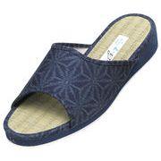 【紳士】臭いも吸収して足元爽やか♪い草の優しい履き心地。日本製本畳サンダル