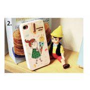 HAPPYMORI COOKING COUPLE iPhone5&5S(ガール)