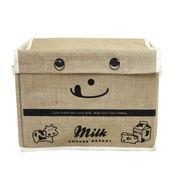 ジュート BOX MILK