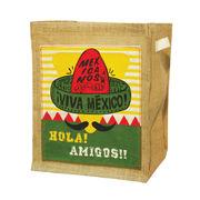 ジュート ヴィンテージバスケット ver.2 Mexico