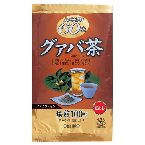 お徳用グァバ茶60包