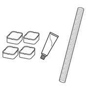 日立 直下排水キット(直下排水ホース) HO-BD4