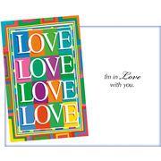 Stockwell Greetings グリーティングカード LOVE