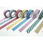 グリッターテープ 15mmx L5m Glitter tape