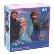 アナと雪の女王 3Dパズル