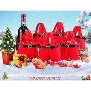 クリスマス  飾り 袋 カバン  2サイズ 装飾 プレゼント クリスマス オーナメント