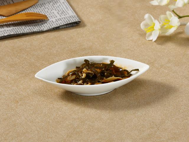 【強化】 楕円小鉢   おうちカフェ/鉢/小皿/小付/珍味入/白食器