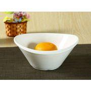 【強化】 7号卵型万能小鉢   おうちカフェ/鉢/小皿/小付/珍味入/白食器