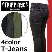 TRIPP NYC トリップニューヨークシティ IS6235 T-JEANS スキニージーンズ スキニーパンツ