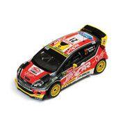 ixo/イクソ フォード フィエスタ RS WRC #21 2013年モンテカルロラリー M.Prokop-M.Ernst