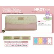 【財布】Hello Kittyハローキティラウンド束入