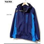 ★TULTEX★今季流行のスポーツ系ファッションに最適!裏トリコットボンディングパーカージャケット★