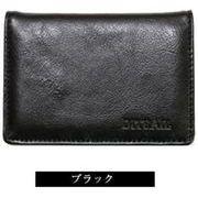 【即納可】DTS-801A DITRAIL(ダイトレイル)牛革定期入/カードケース