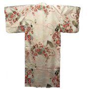 FJK 日本 お土産 婦人着物 ポリエステル/ボカシ柄 フリーサイズ R-10