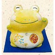 【ご紹介します!売れ筋!ほっこりかわいい和雑貨!手びねり風(小)カエル!】