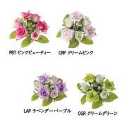 ローズリング 造花/アーティフィシャルフラワー/フェイクフラワー/リーズナブルフラワー
