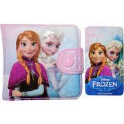 Disney ディズニー FROZEN アナと雪の女王 ビニール ウォレット