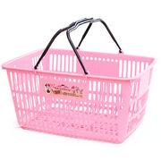 【ケース販売は送料無料!!】錦化成 エコ・バスケット ミニーマウス ショッピング10