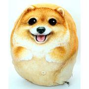 【HenryCats&Friends】ヘンリーキャット イヌ型クッション 大 プリン インテリア 犬 イヌ 雑貨