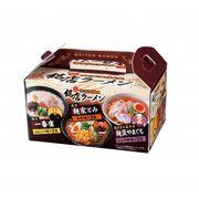 ●【満足度MAX!麺グルメ!】お中元・ギフト・贈答品●探しあてた銘店ラーメン6食組●