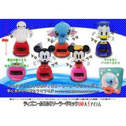 【ディズニー Disney】ディズニーふりふりソーラーギミック 人形 スティッチ ベイマックス