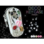 DECO(デコ)キーケース パンダ (4連 001) 0013