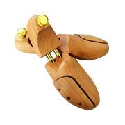 木製シューキーパーオリジナル焼印