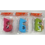 ミニテープ1P(カラーカッター付)3色アソート 404-24