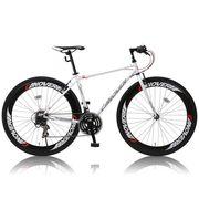 (欠品・5月頃入荷予定)CANOVER CAC-025 NYMPH クロスバイク ホワイト 25599【直送品】【SG便】
