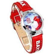 ベイマックス腕時計 レッド