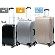 スーツケース 6016 【Lサイズ】 金 TR-6016-L-GO