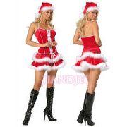 【即納】クリスマスコスプレ サンタ衣装 クリスマス XMASクリスマス衣装サンタコスプレ
