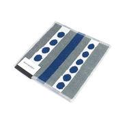 marimekko マリメッコ★ハンカチ★TAAPELI/white・blue・grey