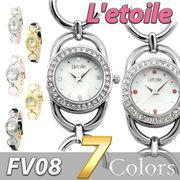 L'etoile レディース 腕時計 FV08