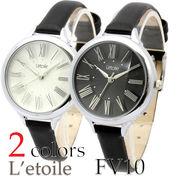 L'etoile レディース 腕時計 FV10