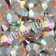 高品質ガラス製ラインストーン【クリスタルAB】 ss4~ss40